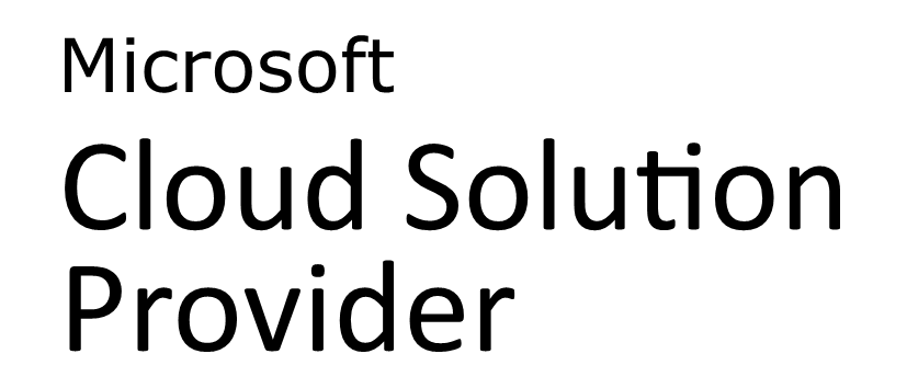 We are Microsoft Cloud Soluton Provider