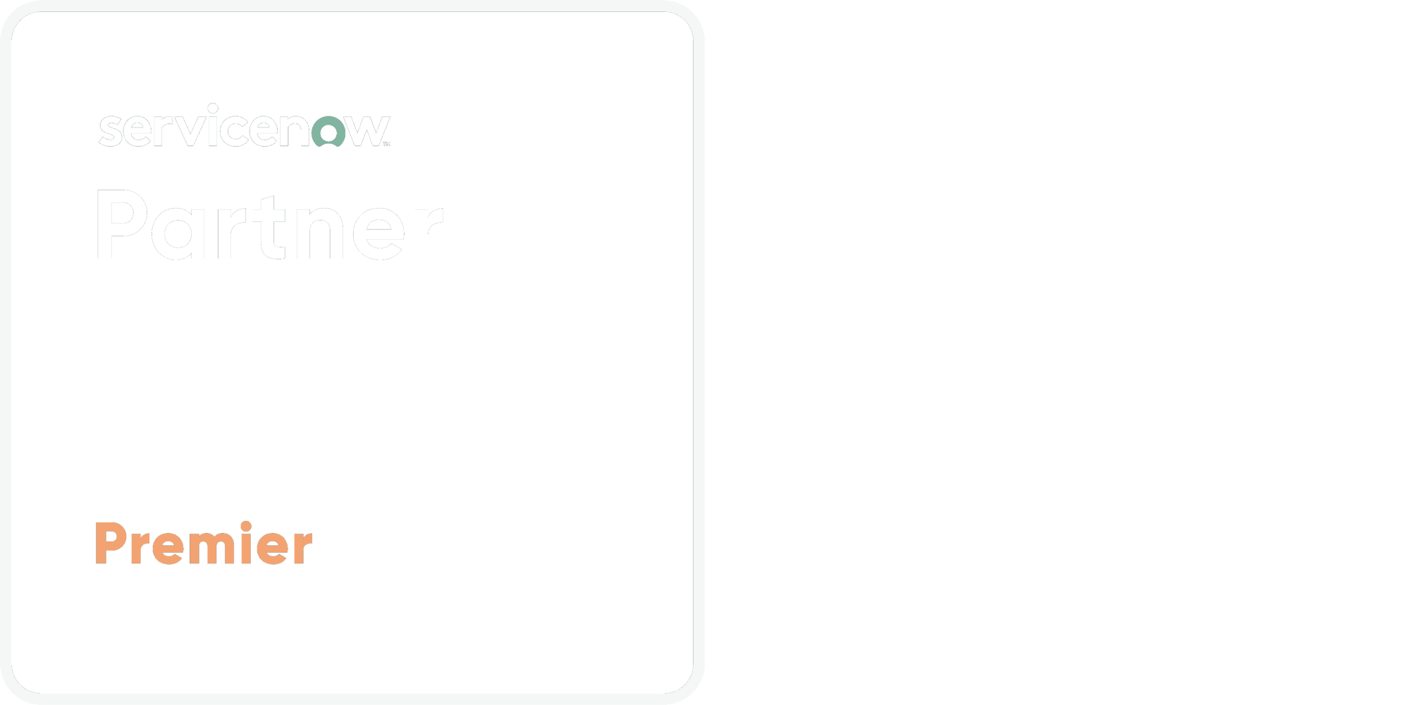 syscovery Solve & Serve is ServiceNow Premier Services Partner