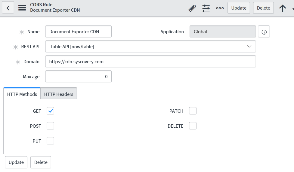 Find out the internal field name in ServiceNow